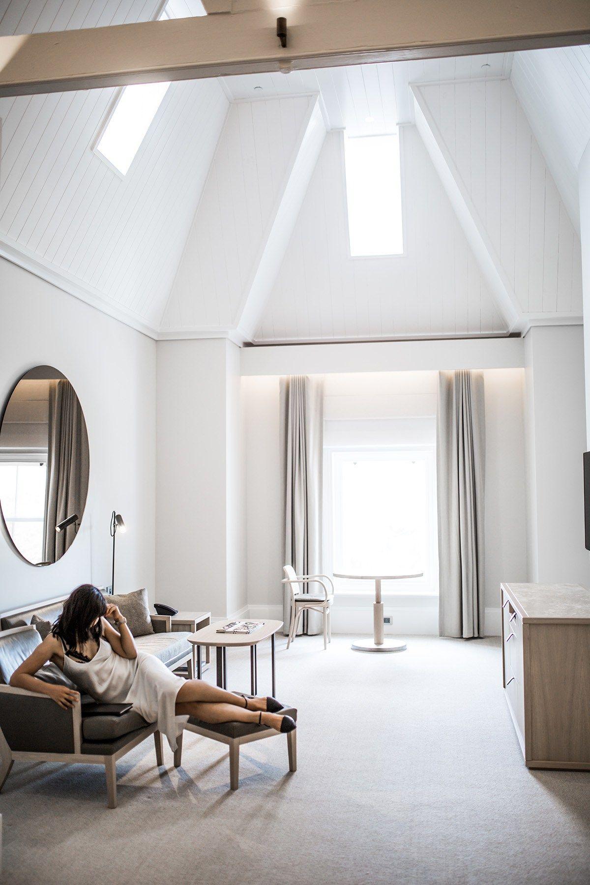 Luxury Hotel Bedrooms: Perth Luxury Hotel - Como The Treasury