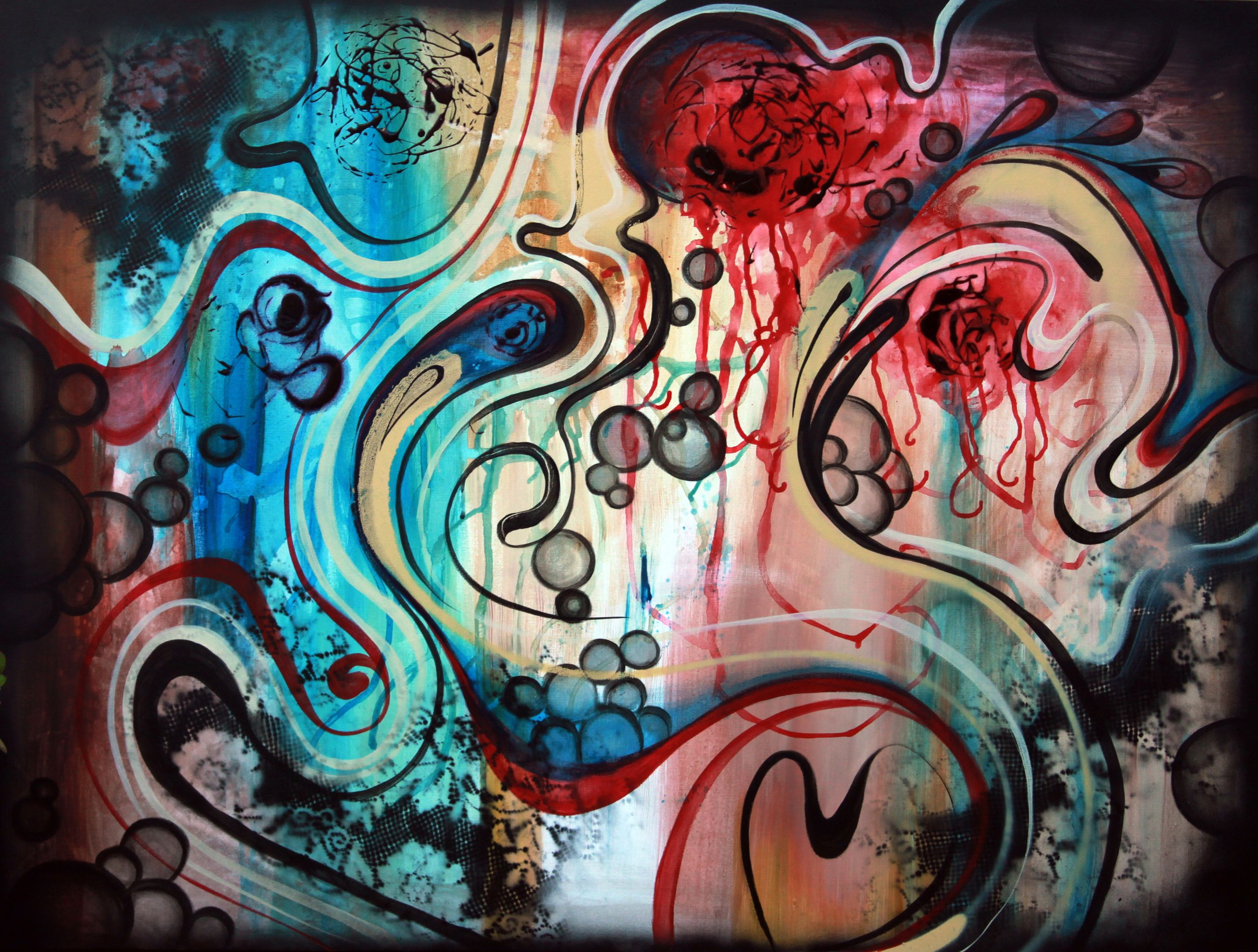 Abstract Art Hd Background Wallpaper 298 Hd Wallpapers Spray Paint On Canvas Abstract Art Art