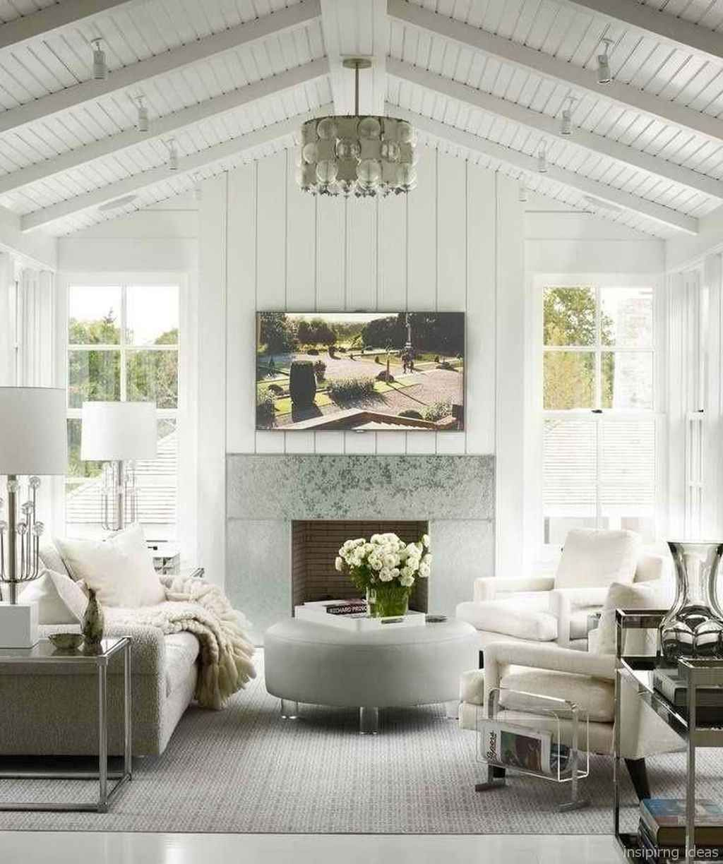 Cozy Modern Apartment Living Room Decorating Ideas On A Budget 36 Room A Holic Cottage Decor Living Room Modern Apartment Living Room Cabin Living Room