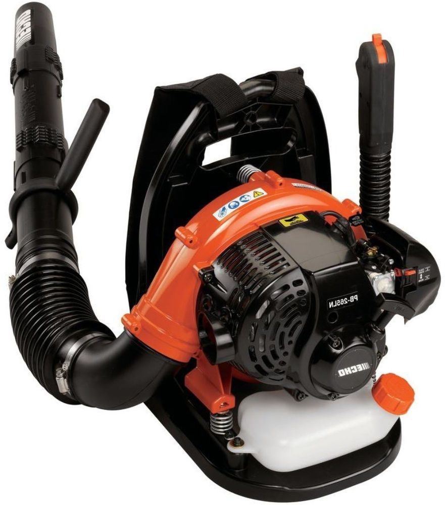 Echo 158 Mph 375 Cfm Gas Outdoor Leaf Blower Perfect For Lawns And Patios New Echo Leaf Blower Leaf Blower Blowers Gas