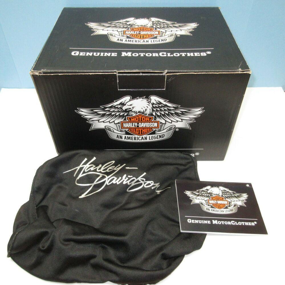 Harley Davidson Helmet Box Helmet Bag And Manual No Helmet Harleydavidson Harley Davidson Helmets Harley Davidson Harley