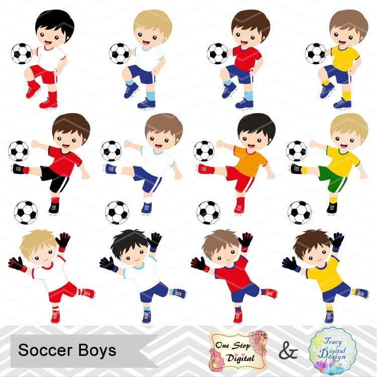 Digital Boys Soccer Clipart Boy Soccer Digital Clip Art Sport Clipart Boys Sport Clip Art Sport Boys Clipart Soccer Clipart 0256 Clipart Boy Soccer Boys Kids Sports