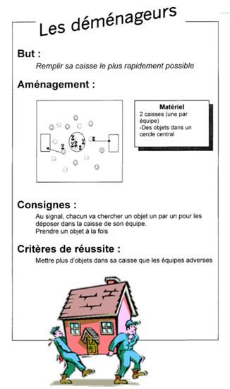 Jeux traditionnels cycle 2