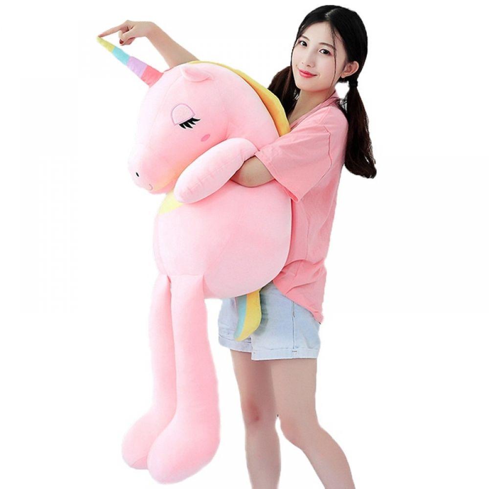Soft Large Unicorn Doll Animal Plush Toys Unicorn Toys Plush Animals [ 1000 x 1000 Pixel ]