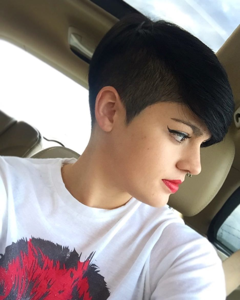 Just short haircuts nothing else if youure thinking of getting an