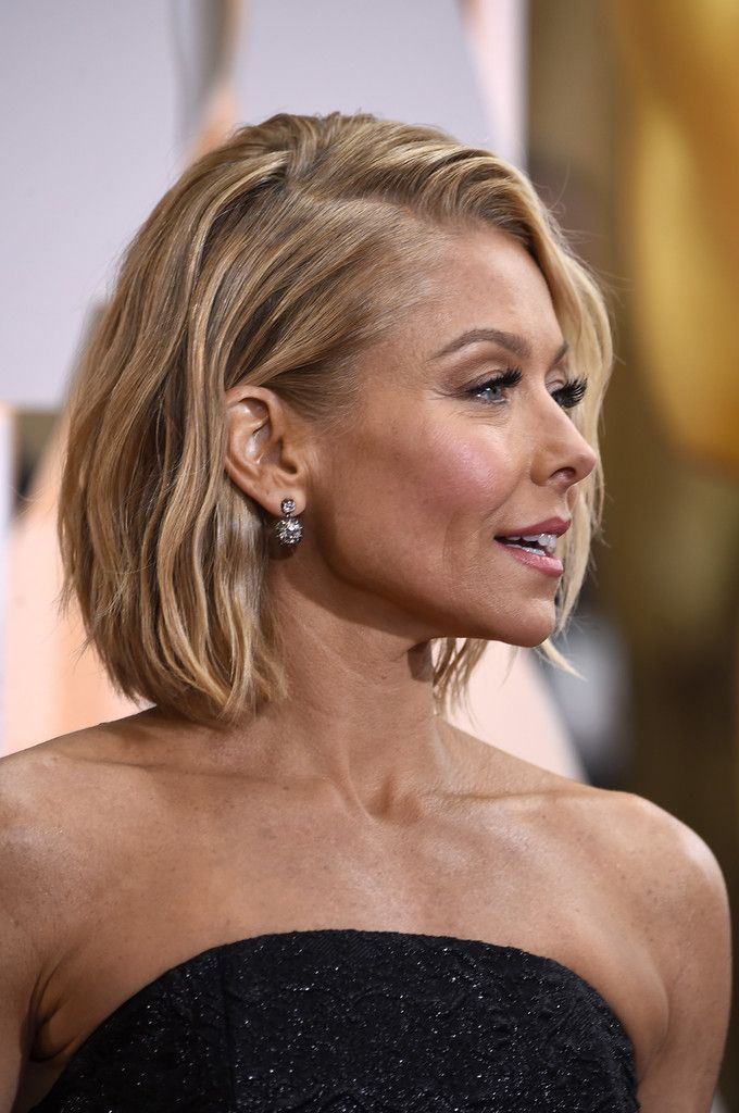 Kelly Ripa Changed Her Look Up And The Results Are Pretty Hot