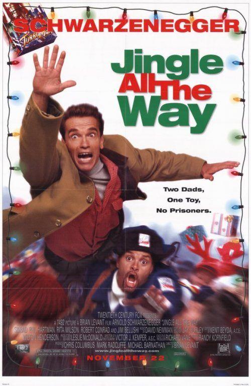 Jingle All The Way Classic Christmas Movies Xmas Movies Best Christmas Movies