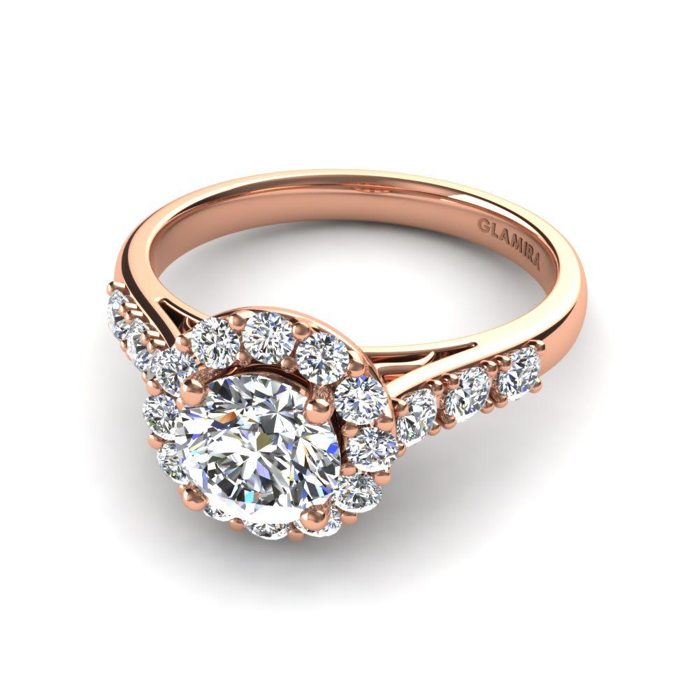 At glamira we have the choicest selections of rose gold engagement