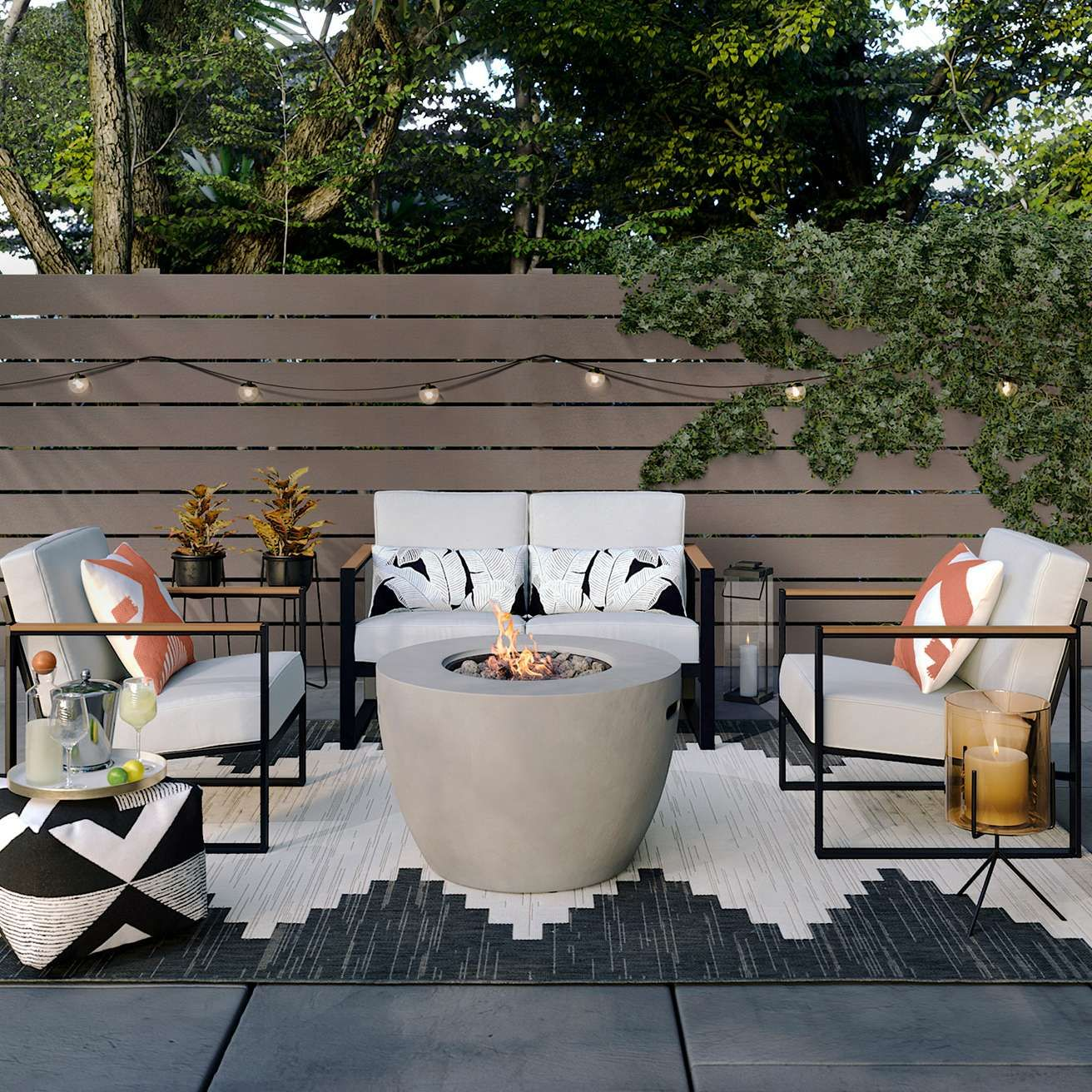 Shop Target for Modern Outdoor Living you will love at ... on Target Outdoor Living id=72299