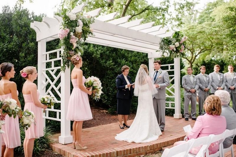 Southern Blooms Charlottesville Wedding Flowers Inn At