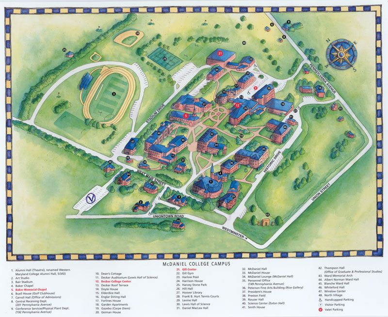 Campus Map. #mcdaniel college in 2019 | Campus map, College ... on university of wisconsin-madison campus map, naval postgraduate school campus map, north texas university campus map, university of tennessee at chattanooga campus map, southern arkansas university campus map, monterey university campus map, washington & jefferson college campus map, rhode island university campus map, armstrong university campus map, salt lake community college campus map, un reno campus map, saint johns university campus map, california state university bakersfield campus map, uc davis campus map, the university of toledo campus map, tennessee technological university campus map, western state colorado university campus map, university of texas at san antonio campus map, university of louisiana at monroe campus map, golden gate university campus map,