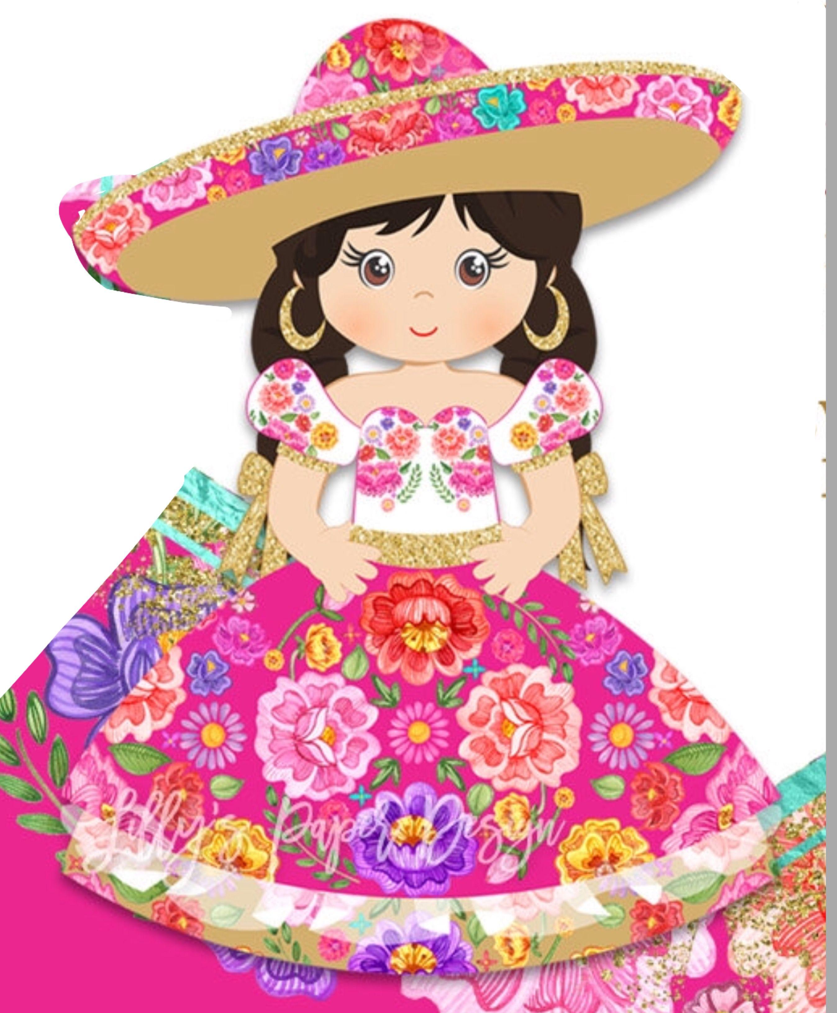 Rossy Zavala Munequitas Mexicanas Con Nombres Munecas De Trapo Mexicanas Fiestas Patrias De Mexico