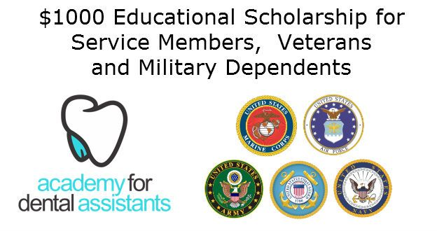 Educational Scholarship for Military Members, Veterans, and