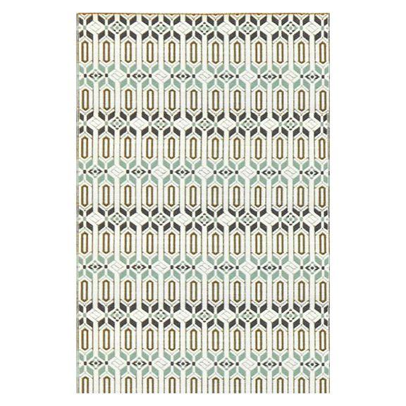 Plastic Moroccan Pattern Mats