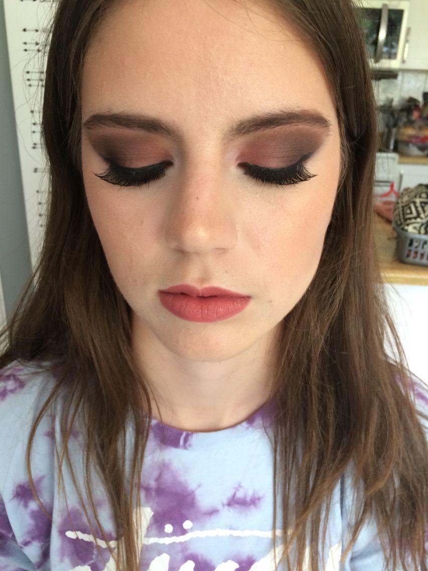Smokey Prom Makeup look!by Brenda Nonah