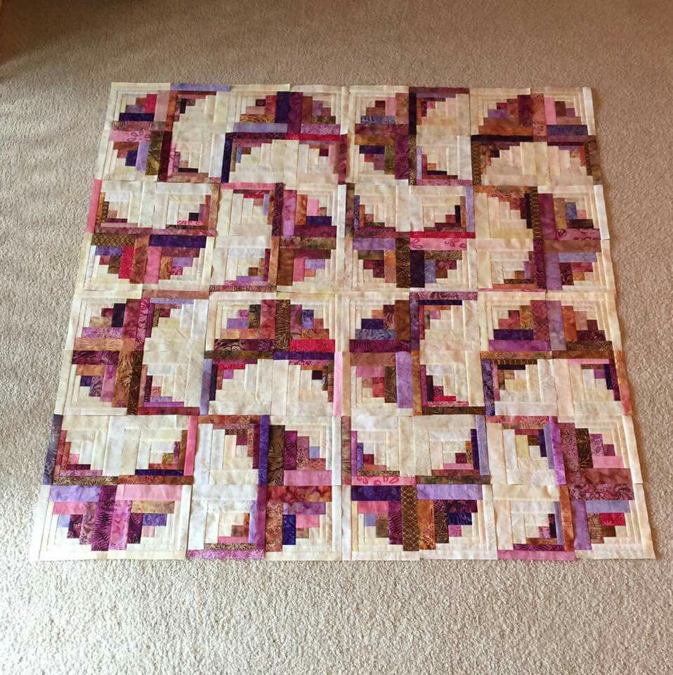 Pin By Quilting With Judy Martin On Quilts Quilting Log Cabin Quilt Pattern Log Cabin Quilts Quilt Patterns