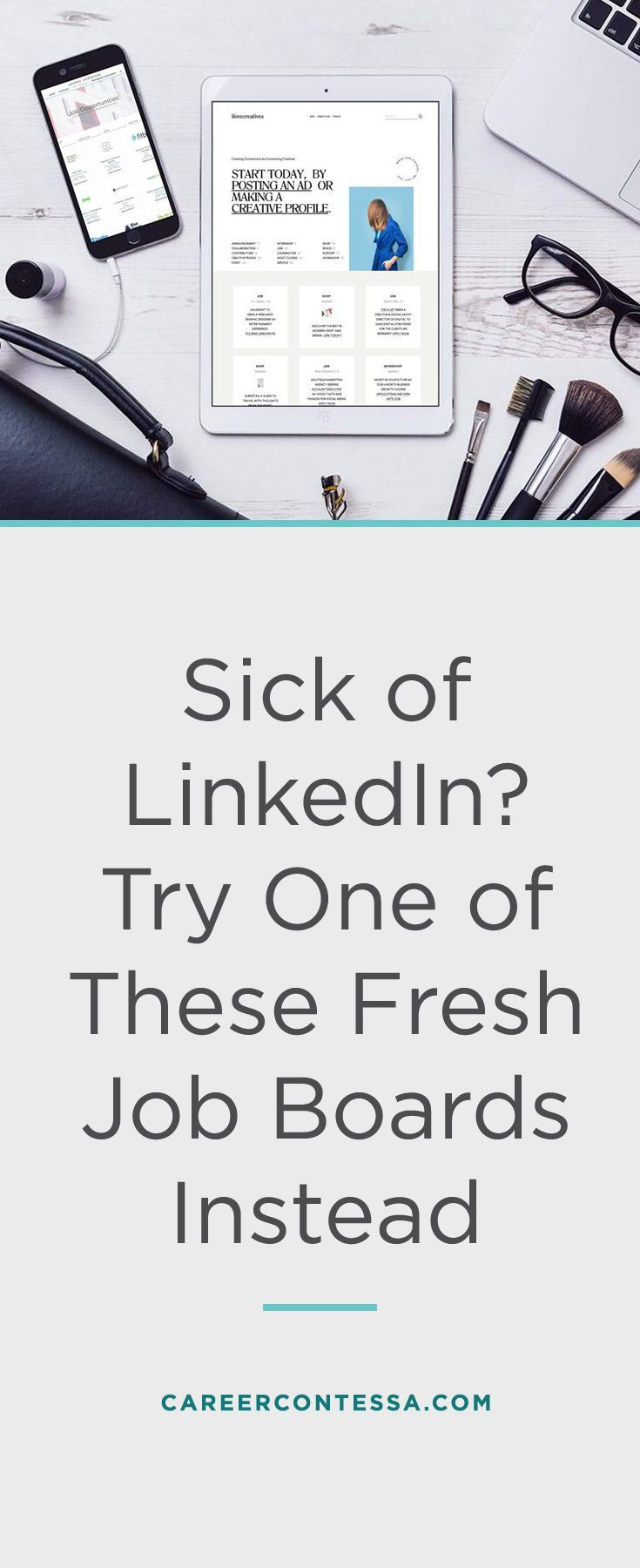 Sick Of Linkedin Try One Of These Fresh Job Boards Instead Job