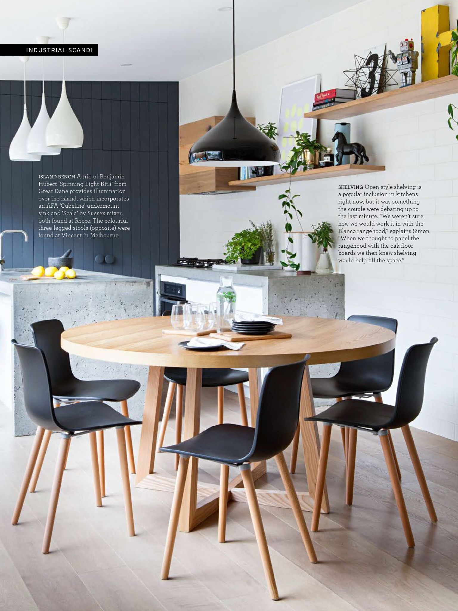 Best Of Scandi Dining Table