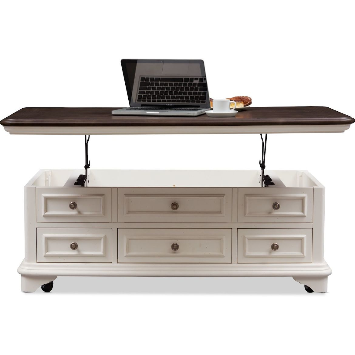 Charleston Lift Top Coffee Table American Signature Furniture Lift Top Coffee Table Coffee Table Coffee Table Stand [ 1170 x 1170 Pixel ]
