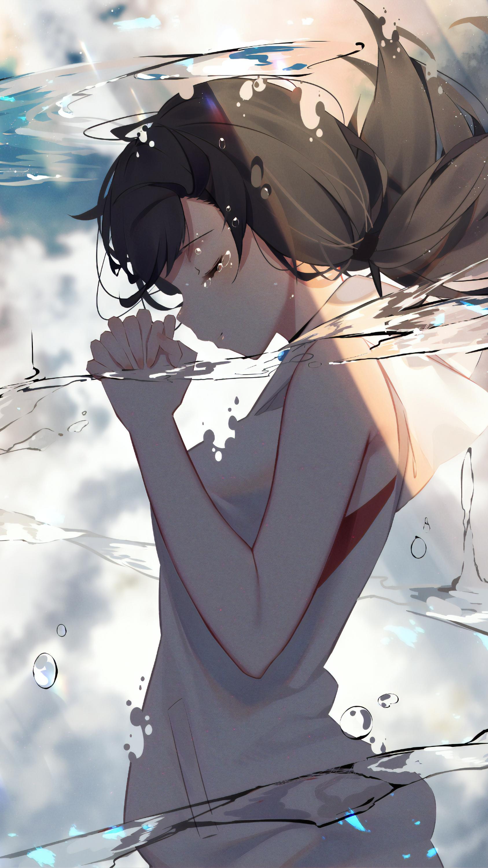 Hina Amano [Tenki no Ko] [Weathering With You] (1687x3000