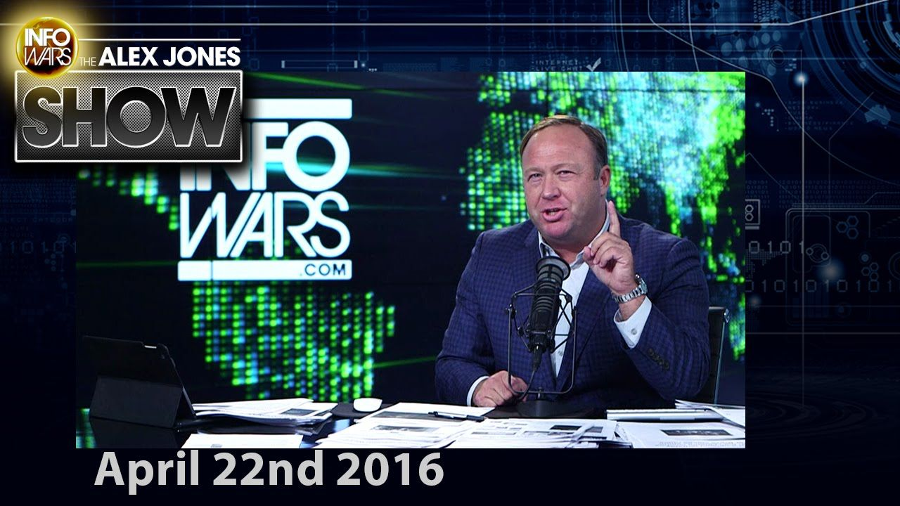 Full Show: Prince Was Not A Slave To The New World Order - 04/22/2016 - YouTube