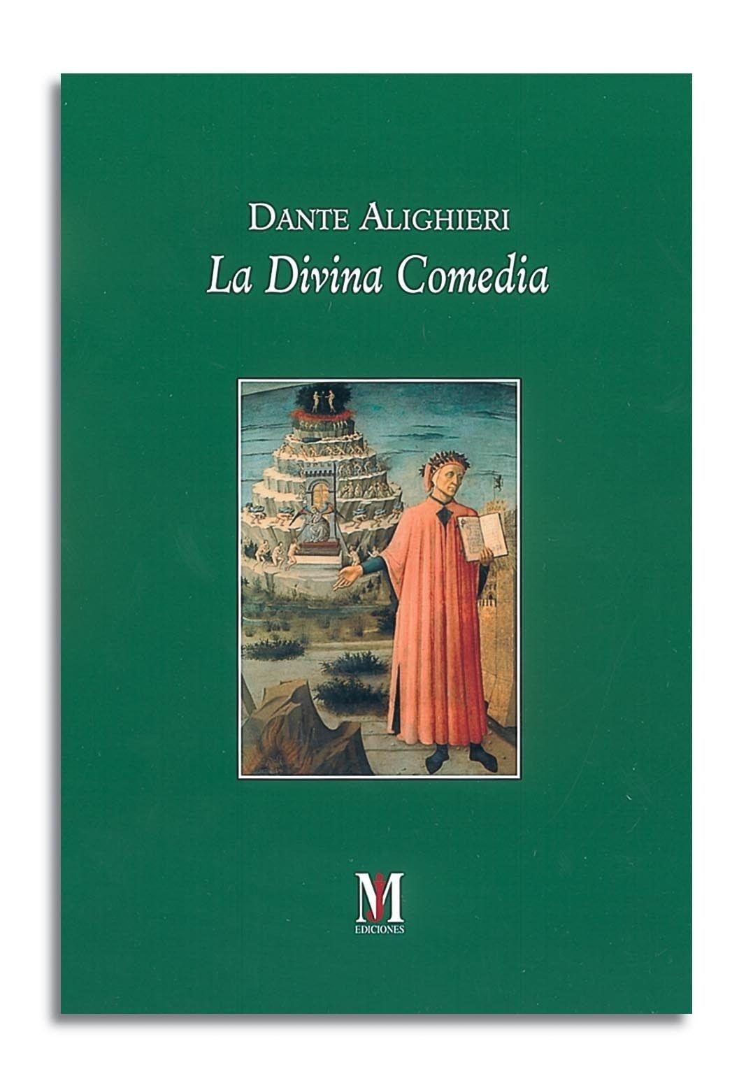 Pin de ROMULOVER en libros/books La divina comedia