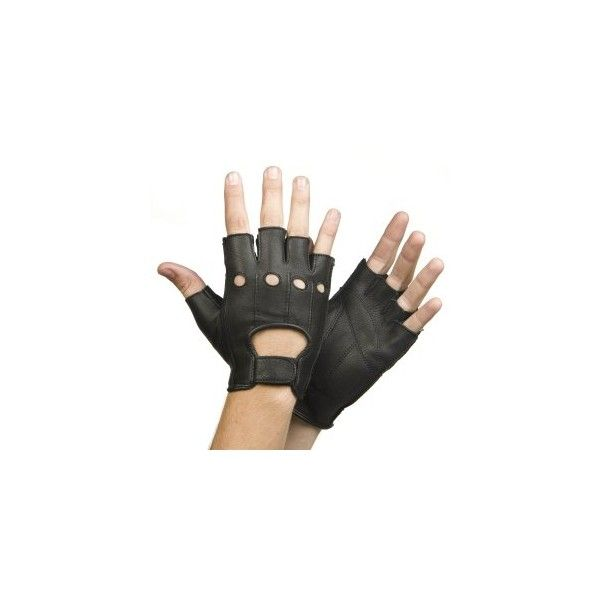 Fingerless Gloves via Polyvore featuring accessories, gloves and fingerless gloves