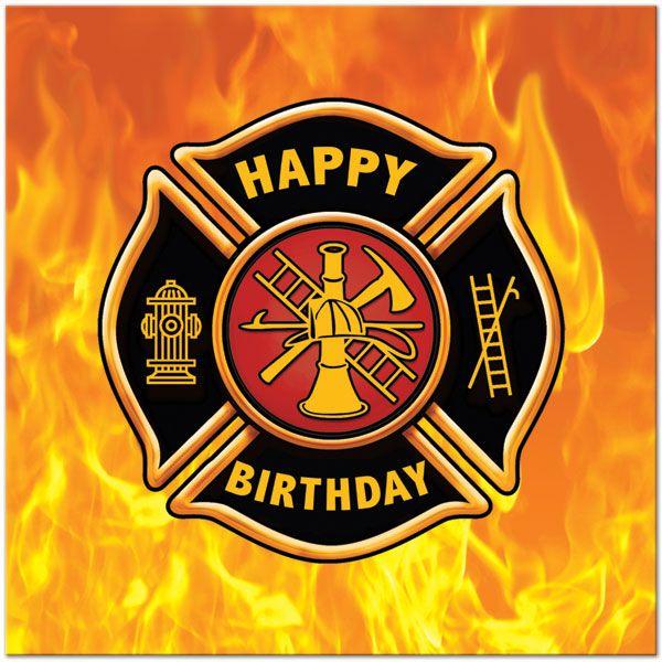 df3b583345a2ed67234835ff6c03c8be fire truck happy birthday lunch napkins (16) birthday wishes