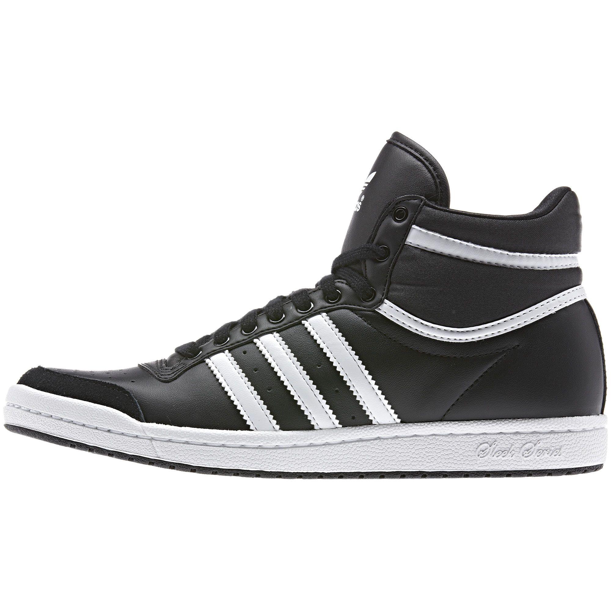 new styles d98ba 94b4e adidas Dames Top Ten Hi Sleek Schoenen  adidas Nederland