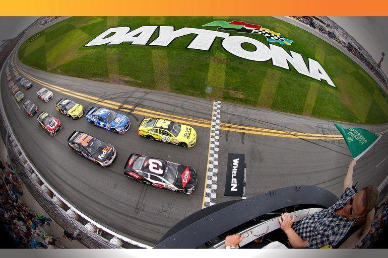 Daytona 500 2014 Nascar season, Nascar sprint cup, Nascar