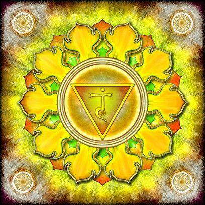 I Sette Chakra Meditazione Chakra Mandala Art Mandala