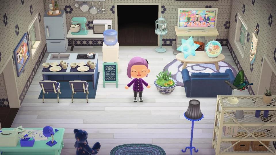 Pin on Animal Crossing New Horizons on Animal Crossing Ironwood Kitchen  id=70327