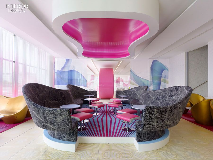 The Extraordinary Nhow Hotel In Berlin By Karim Rashid Subject Of Our 10 Questions