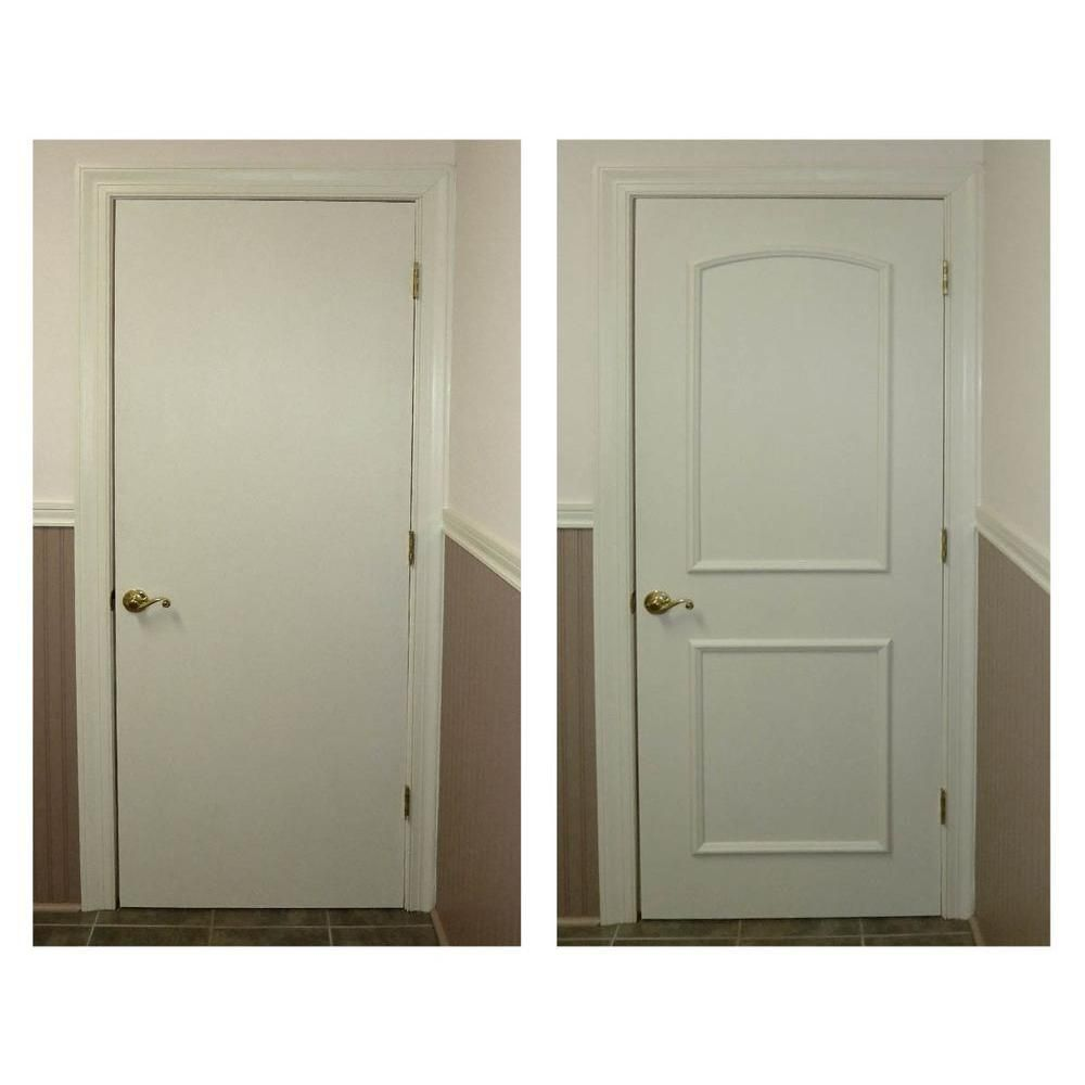 Ez door 28 in 30 in and 32 in width interior door self - Home depot interior door installation cost ...