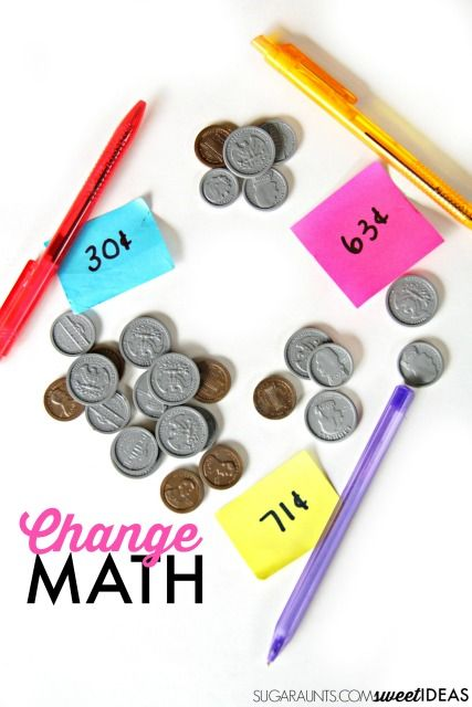 Teaching Kids Money Counting Change Blog Posts By The