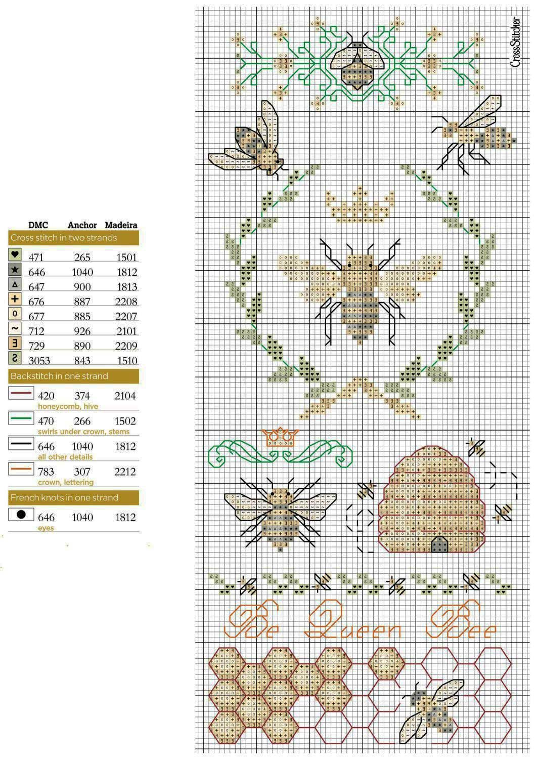 Pillows cross stitch charts free 37 From 43 Pillows Cross Stitch Charts Free