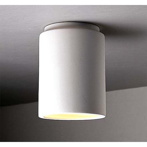 Flush mount cylinder ceiling light justice design group flush mount flush semi flush lig