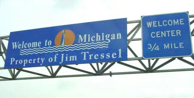 Welcome To Michigan Ohio State Vs Michigan Ohio State Ohio