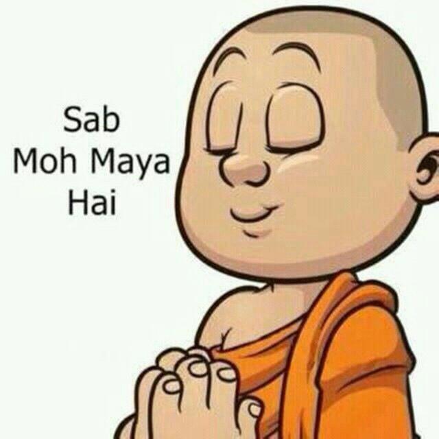 Quotes Whatsapp Dp Sab Moh Maya Hai - Drawing Apem