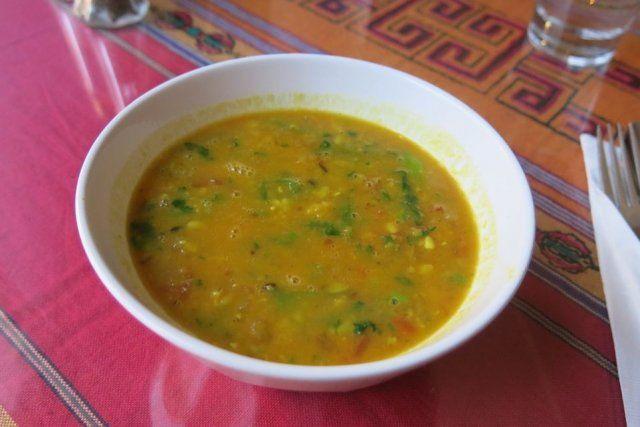 Foto de la receta de lentejas turcas
