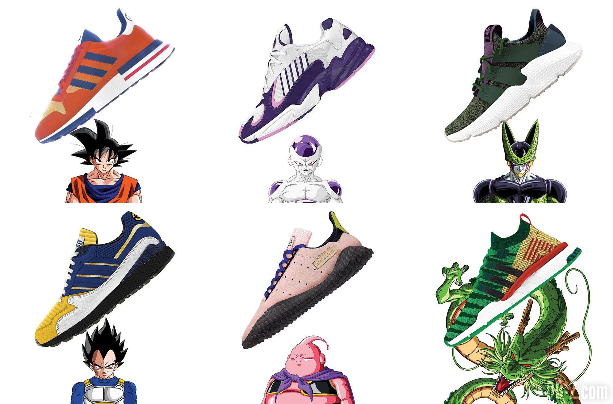 adidas dragon ball z chaussure