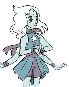 Steven Unvirse Sunstone And Moonstone Lapis Pearl Fusion