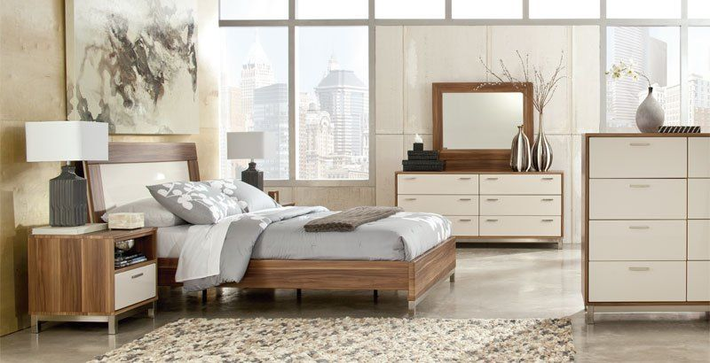 Modern Candiac Bedroom Collection by Ashley Furniture ...