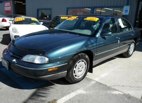 Used Chevrolet Lumina Ls 95 For Sale In Wa 1295 Chevrolet Lumina Cheap Cars For Sale Chevrolet