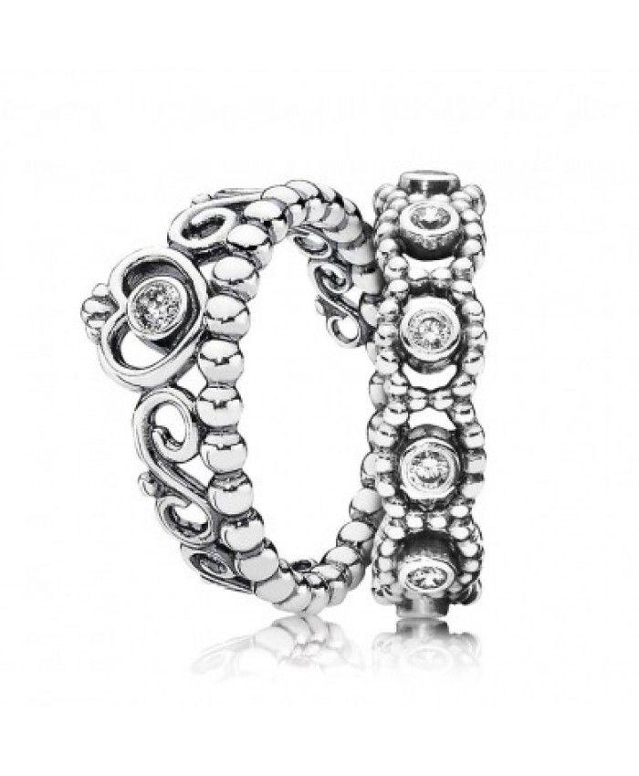 pandora ring set