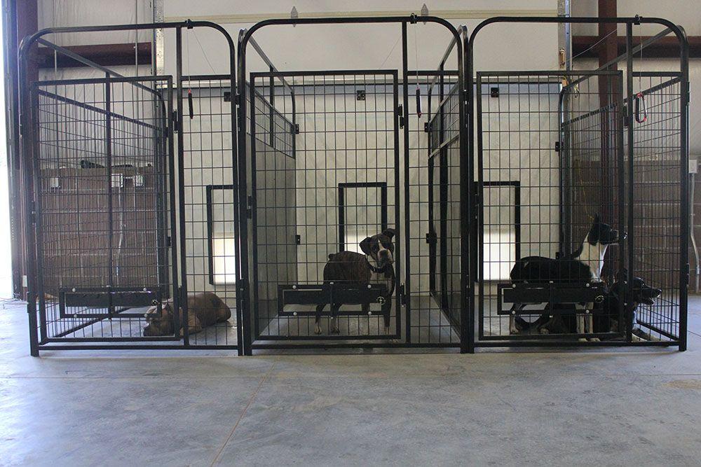 Gentil Animal · Inside Outside Inline K9 Kennels