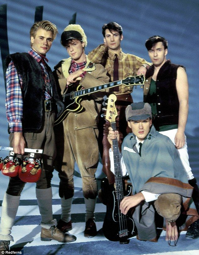 New Romantics The Band Were One Of Biggest Groups Eighties