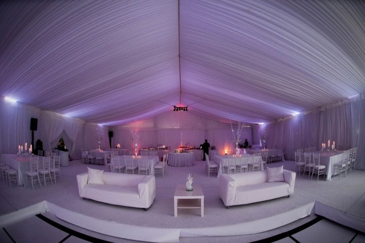 Outstanding Achievement Award Party Tent Rental More Than 300 Sqm White Wedding Chattanooga Co