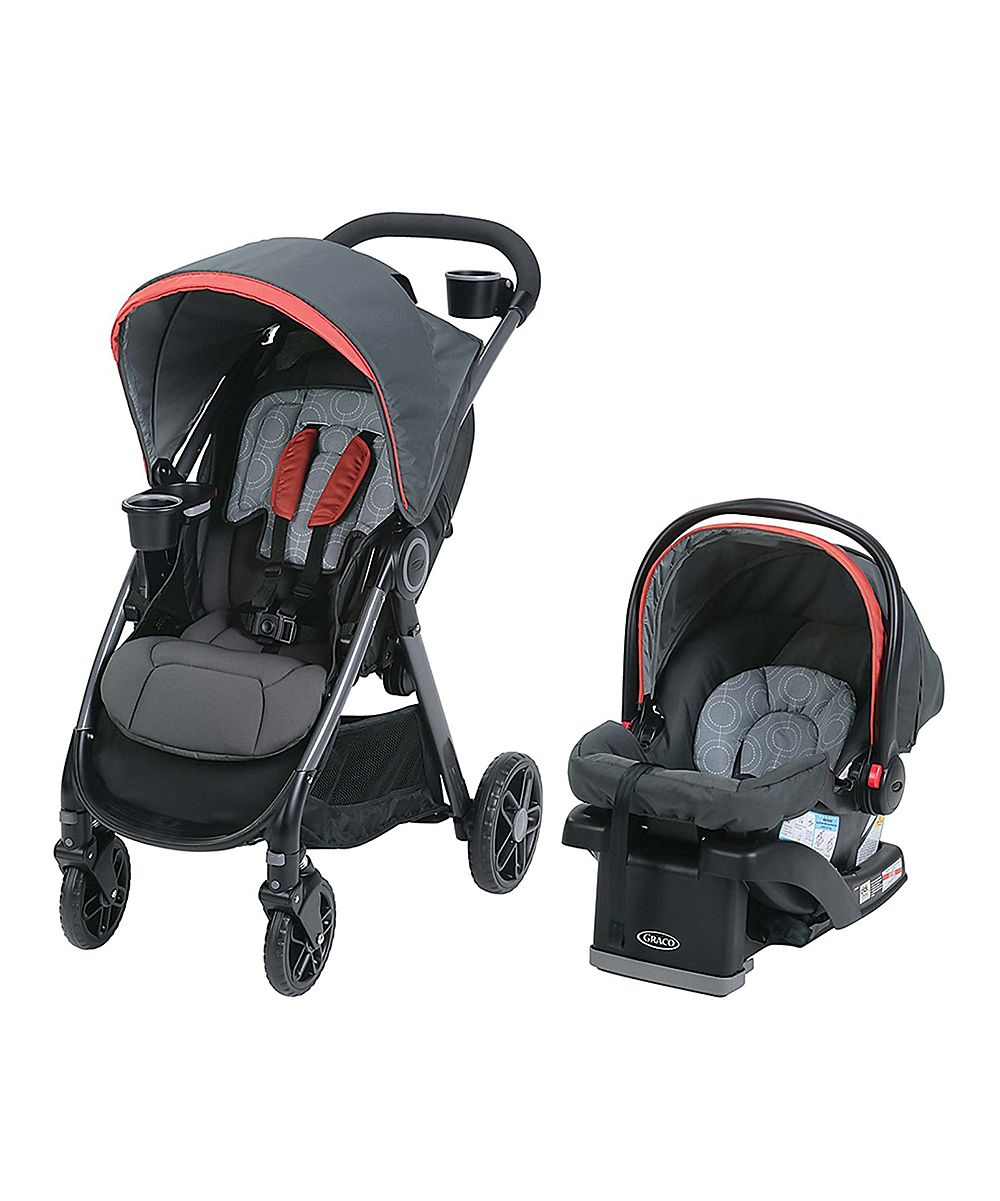 SnugRide Click Connect 35 Stroller & Car Set Car seat