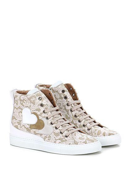 brand new c119d 01f26 Sneaker Beige\bianco Twin SET | milka | Sneakers, Beige ...